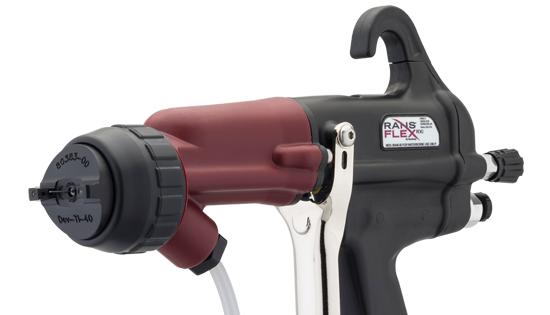 Giới thiệu súng phun sơn tĩnh điện nước