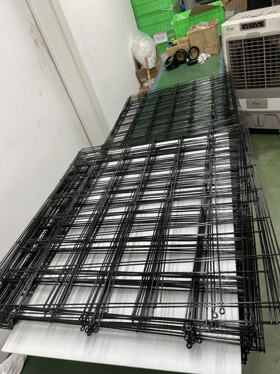 Sơn Điện Di - Lưới sắt bảo vệ Máy điều hòa công nghiệp - Gia Công sơn điện di (ED)